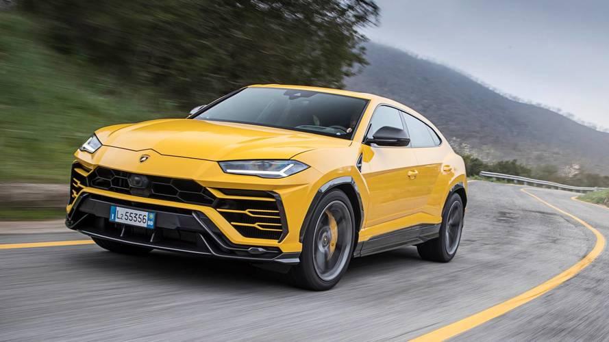 2018 Lamborghini Urus İlk Sürüş: Kızgın Boğa SUV olursa