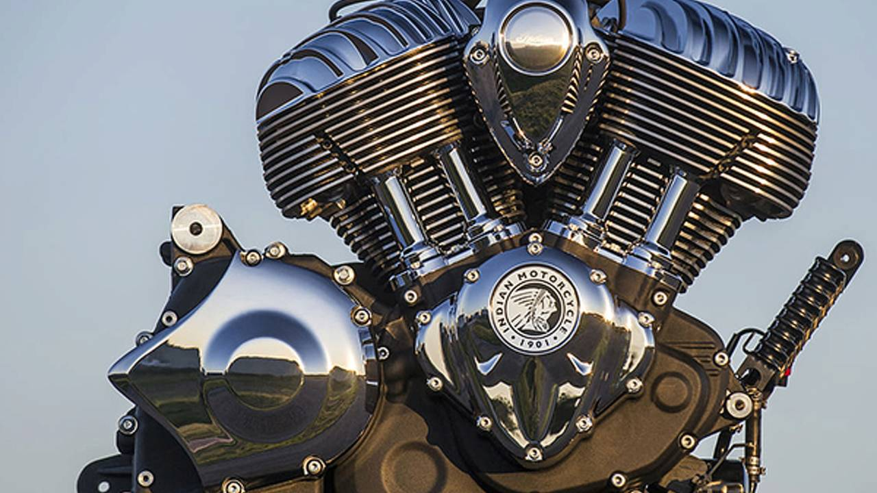This is Indian's new v-twin