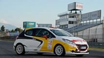 Prueba Peugeot 208 R2 rally