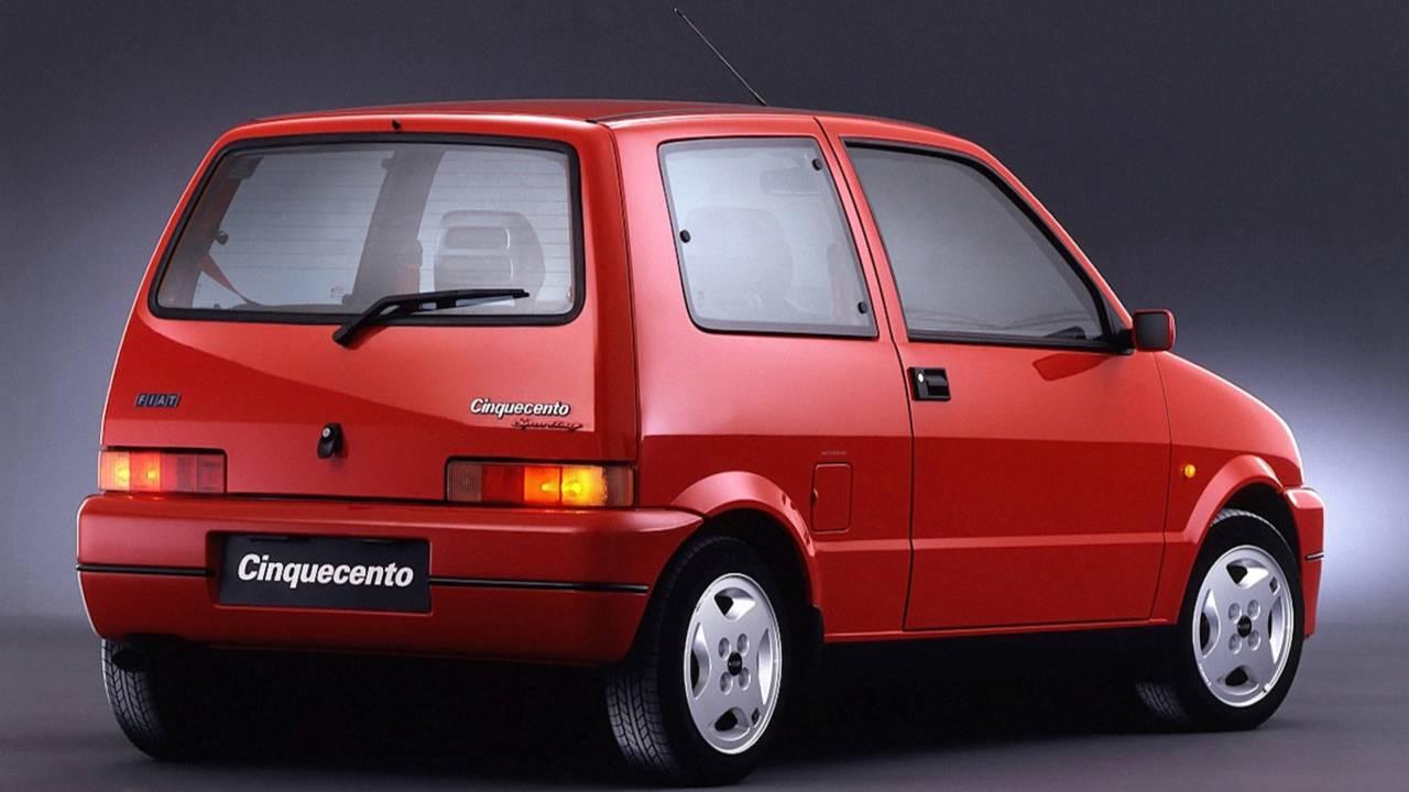 1993 - Fiat Cinquecento