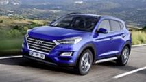 Primera prueba Hyundai Tucson 2019
