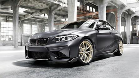 Для BMW M2 сделали аксессуары BMW M Performance Parts
