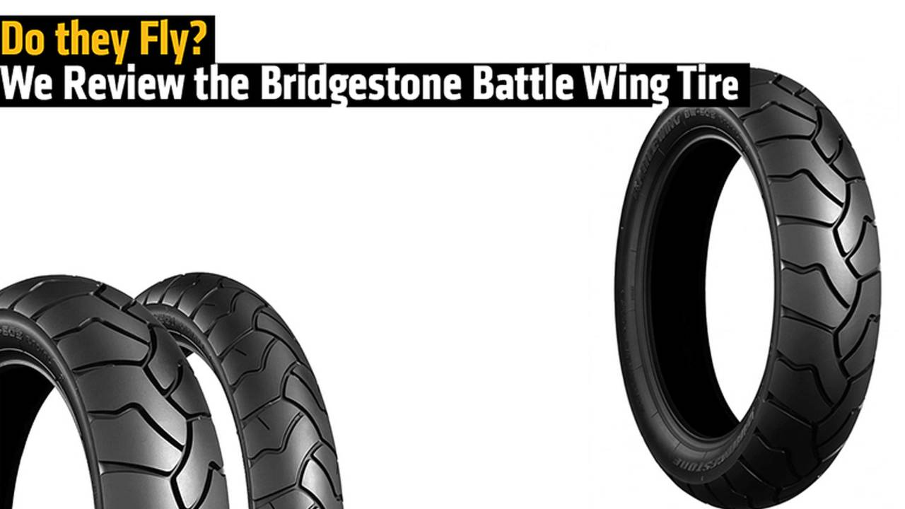 Do they Fly? We Review the Bridgestone Battle Wing Tire