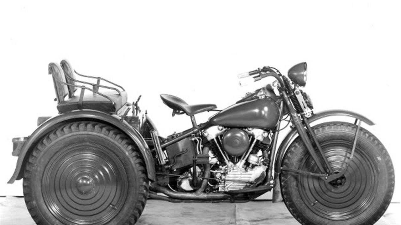 Photo courtesy of the H-D Archives