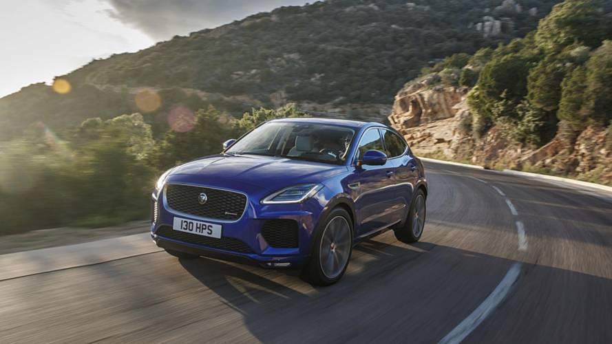 Jaguar en passe de céder à la mode des SUV coupés ?