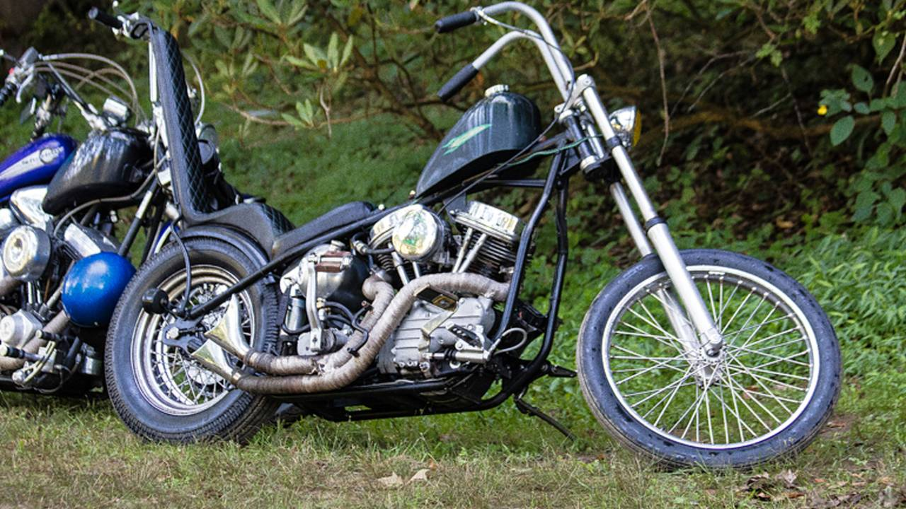 <em>There is just something about the simplicity of a well-built chopper.</em>