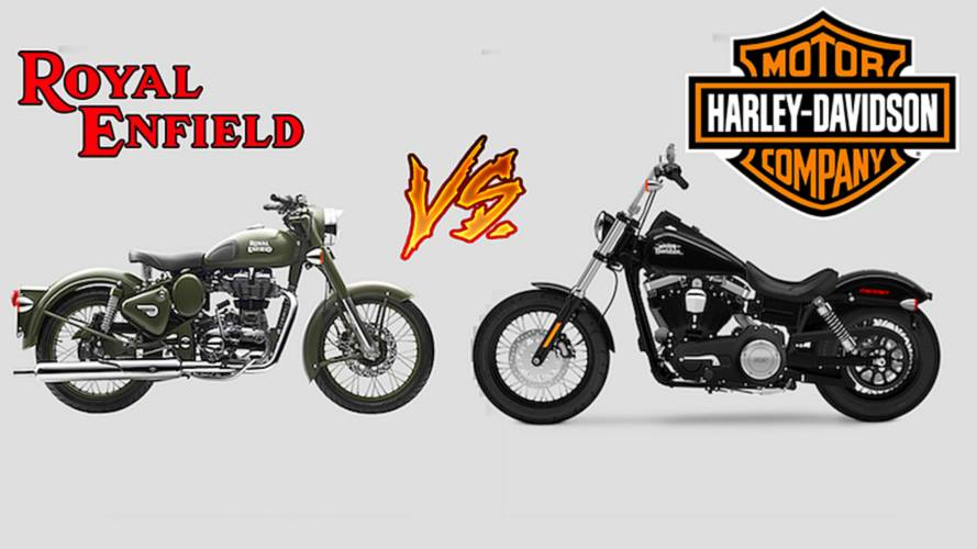 Royal Enfield Sets Up Shop In Harley-Davidson's Hometown
