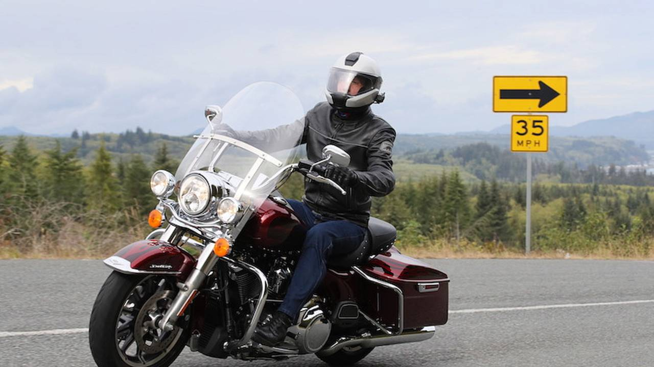 Classic Touring Expensive Option: Harley-Davidson Road King