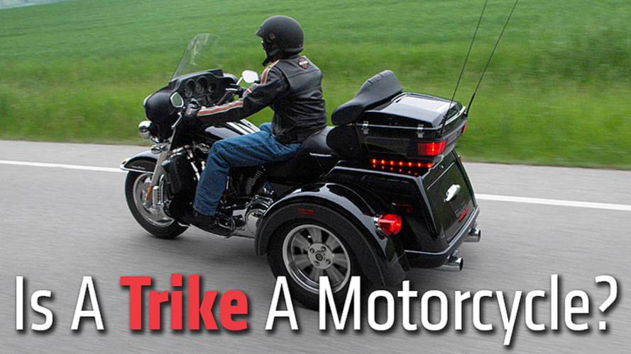 Is A Trike a Motorcycle?