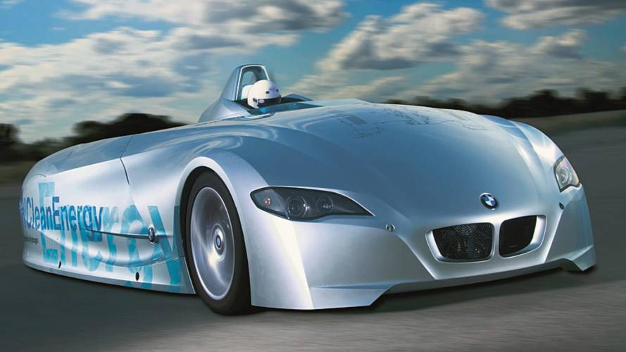2004 BMW H2R: Concept We Forgot