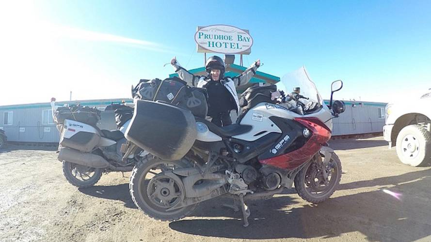 Woman Racks Up 11,236 Miles on Record-Setting First Ride