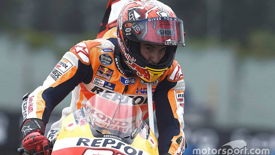Officials: Marquez Bike Swap at Sachsenring Legal