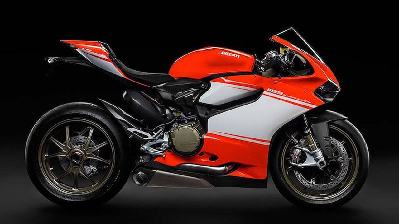 Ducati Issues Recall for 1199 Superleggera