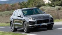 Test: Porsche Cayenne E-Hybrid