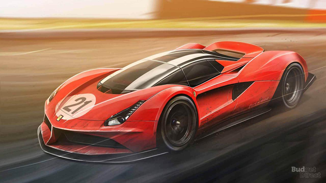 Ferrari Le-Mans-Renner