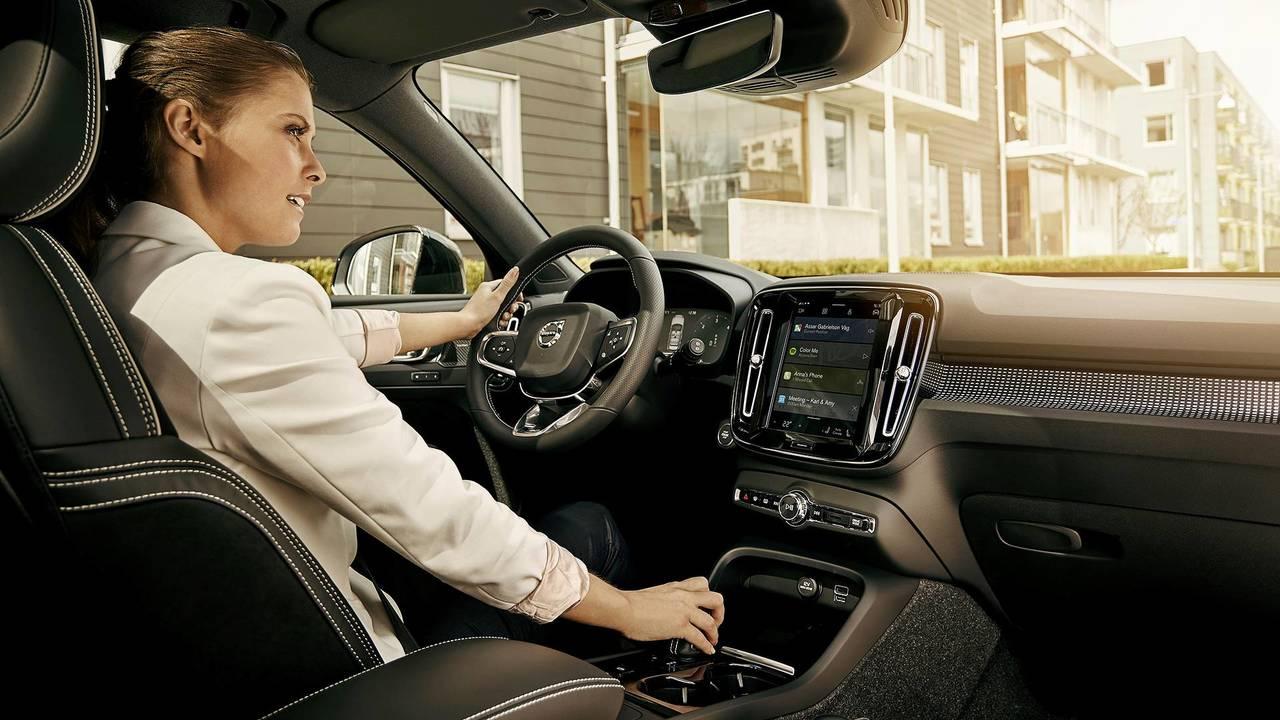 Volvo Google Integration