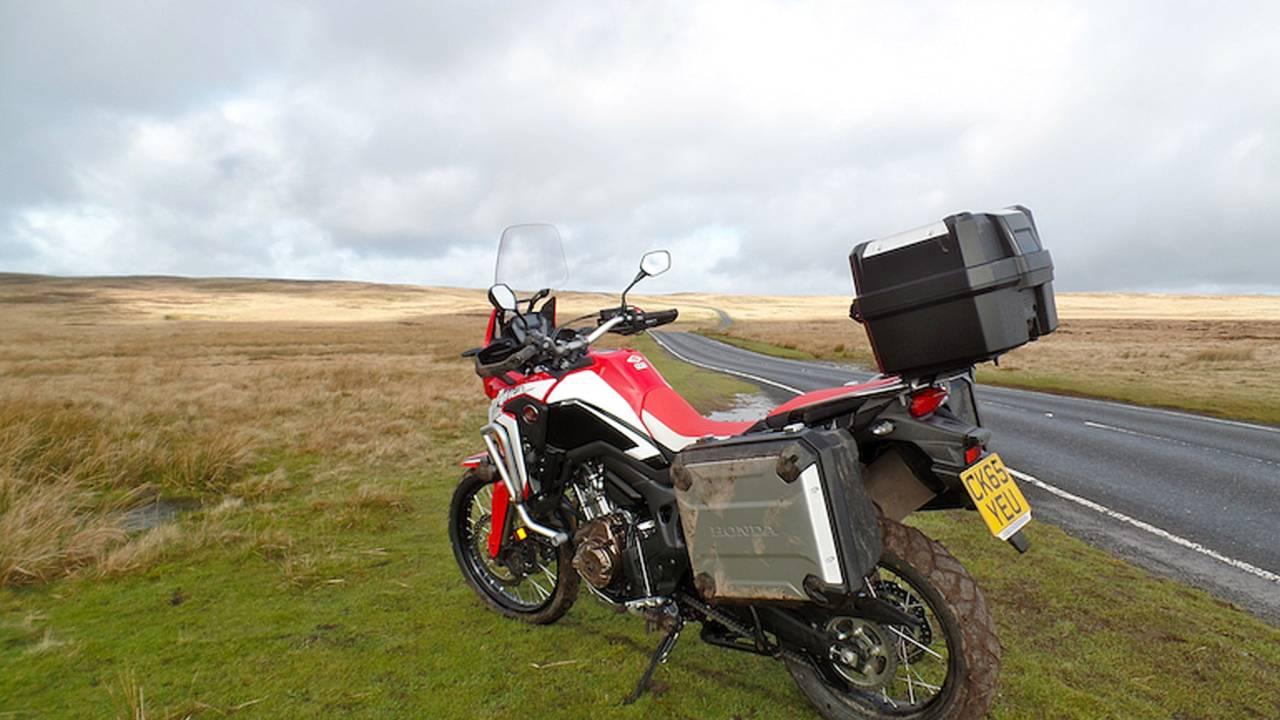 Ride Review: Assessing Honda's Africa Twin On the Road