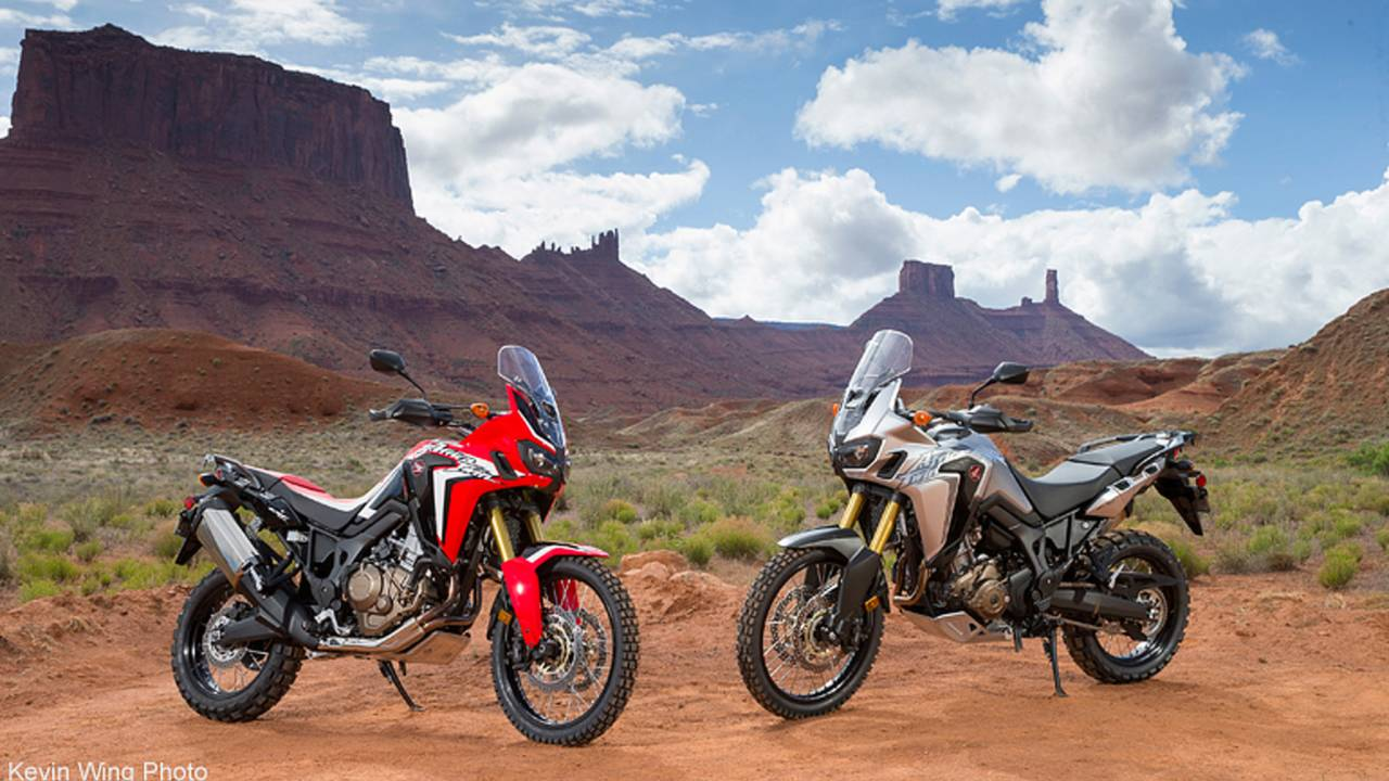 The Honda Africa Twin DCT Really is That Good