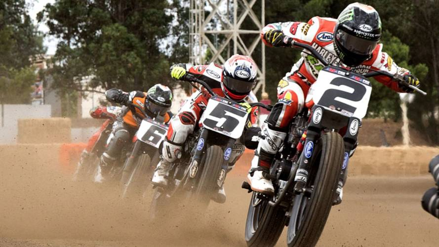 Harley-Davidson Named Official Moto for American Flat Track Twins