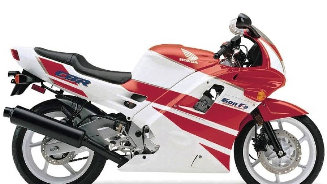 Honda 600 Supersport History - From 500-four to 600RR