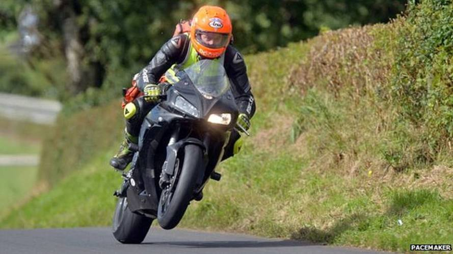 'Flying Doctor' John Hinds Killed in Irish Road Race Accident