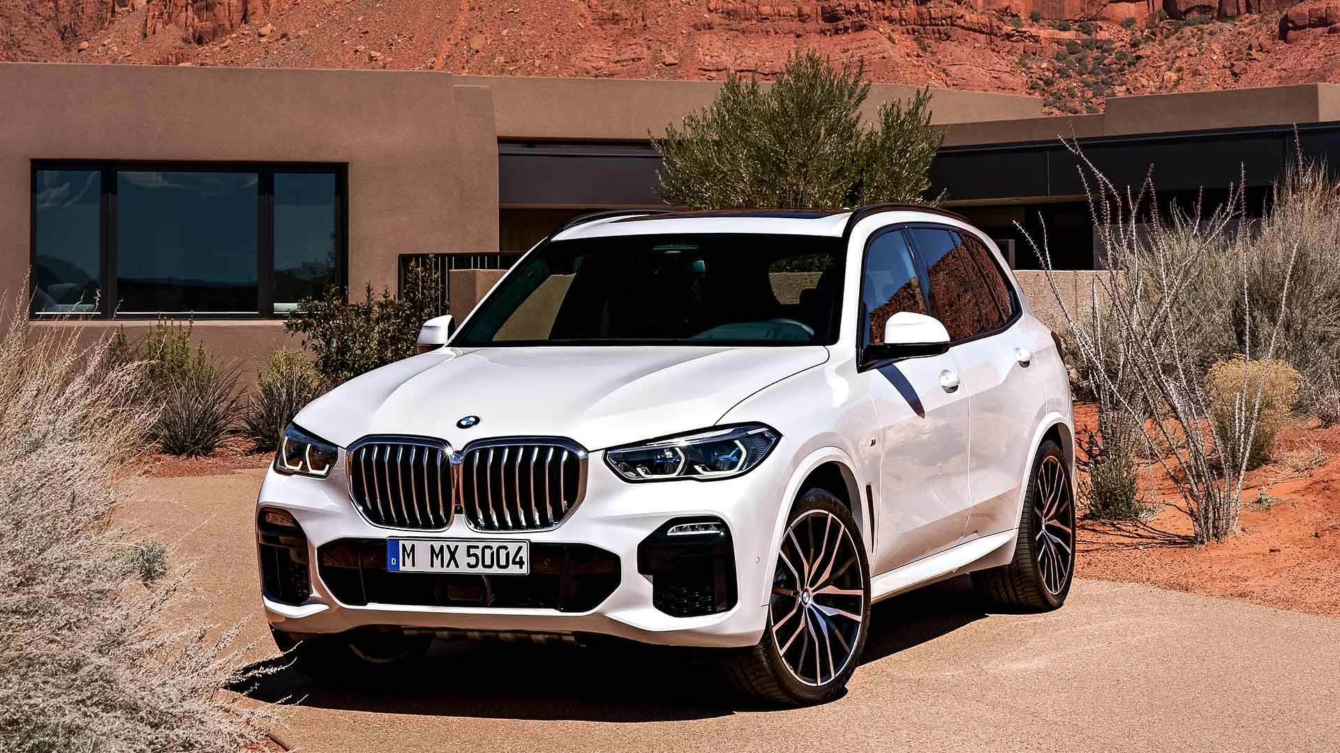 2019 Bmw X5 Debuts With Familiar Look Lots Of Cutting Edge Tech