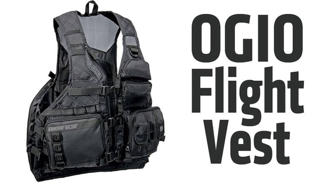 Gear: OGIO Flight Vest