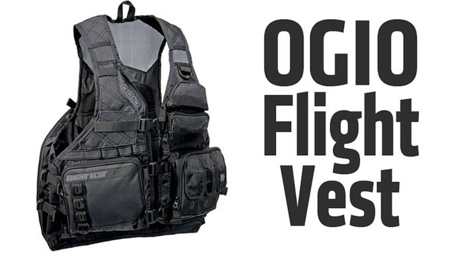 Gear: OGIO Flight Vest