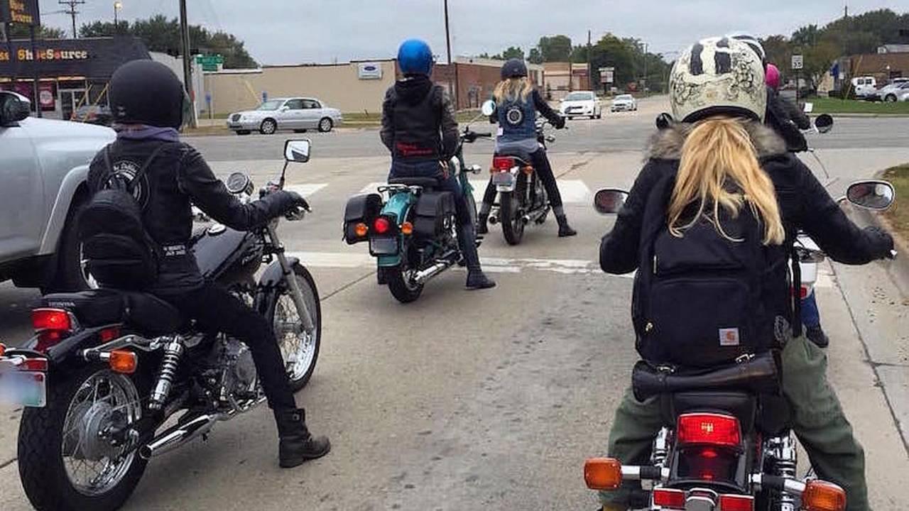 Meet Michigan's All-Women Riding Club – The Dahlias