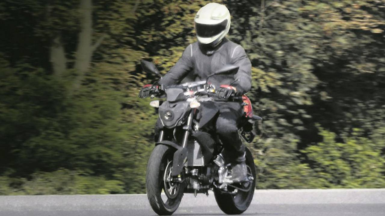 SPIED: Is BMW Testing A 300cc Entry-Level Bike?