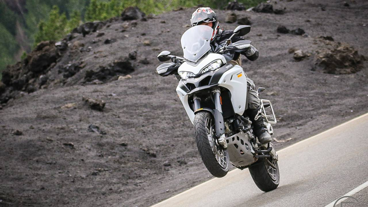 2016 ADV Motorcycle Shootout - VIDEO REVIEW