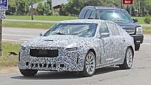 Cadillac CTS Successor Spy Shots