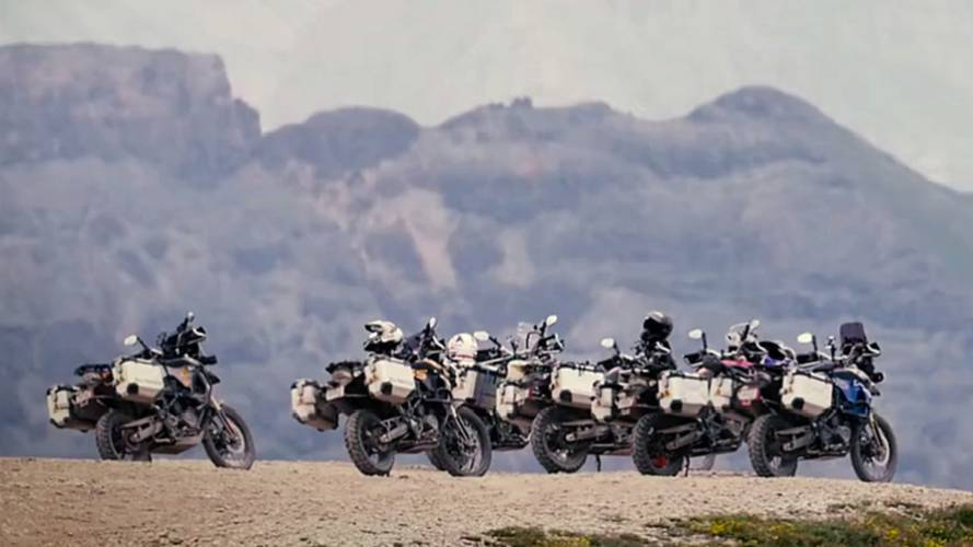 A Story Worth Living: Adventure Motorcycle Film Premier Next Week