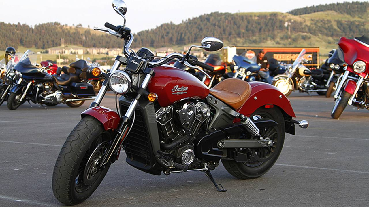 Review: 2015 Indian Scout