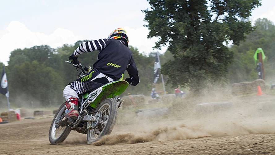5 Reasons Why Flat Tracking a Mini Bike is the Most Fun You'll Ever Have on a Motorcycle