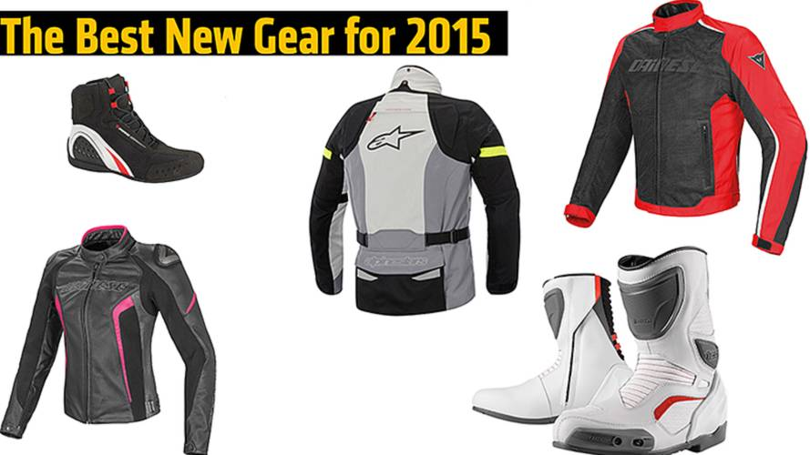The Best New Gear for 2015