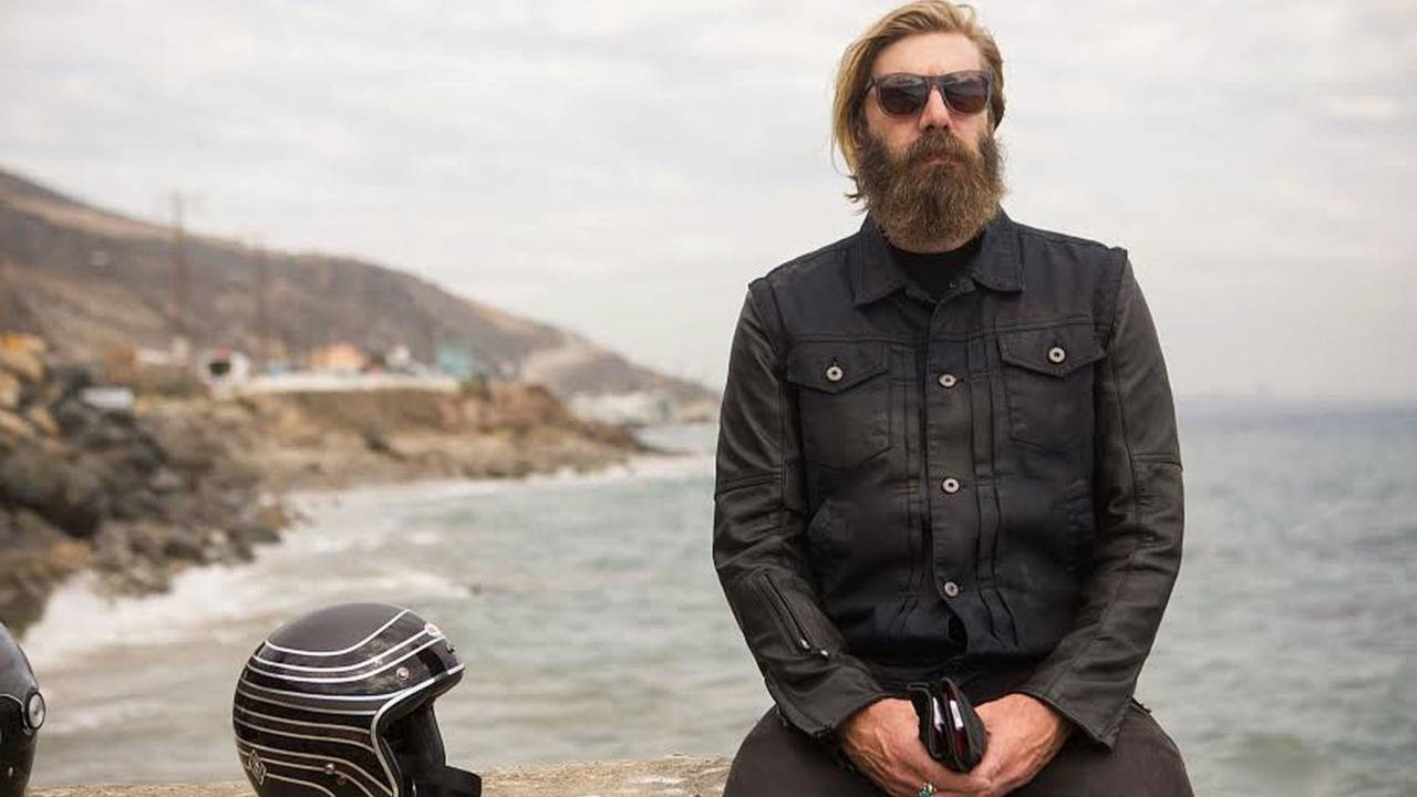 Distinguished Gentleman's Ride Style Guide: Roland Sands