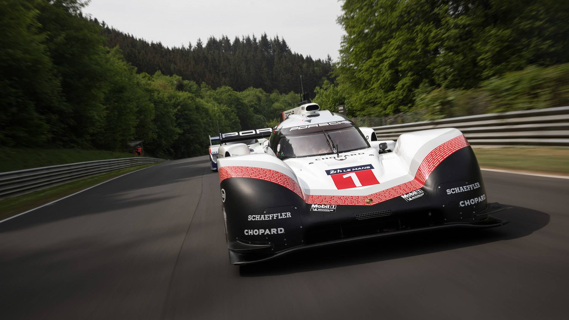 Nürburgring Math Porsche 919 Evo Might Do Sub,5,Minute Lap