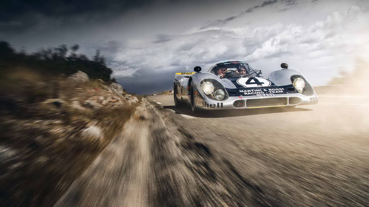 Dieser Porsche 917 hat Kennzeichen!
