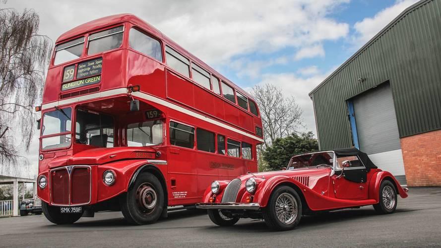 Morgan'ın yeni projesi bir otobüs olacak