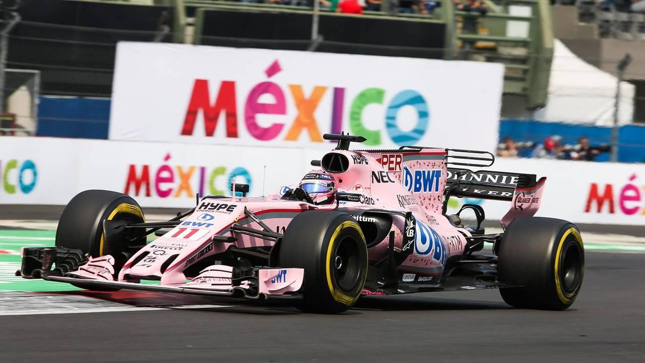 6. Sergio Pérez (137 Grandes Premios)