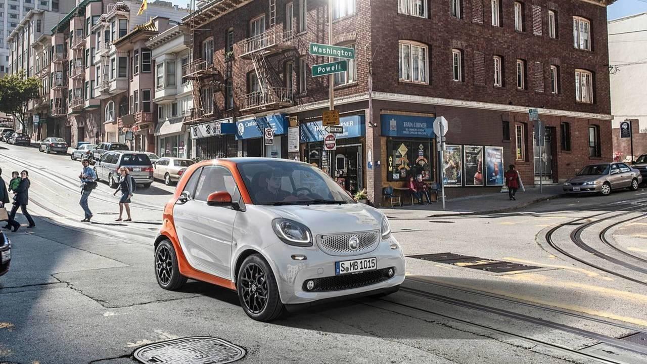 Smart Fortwo - Renault motoru