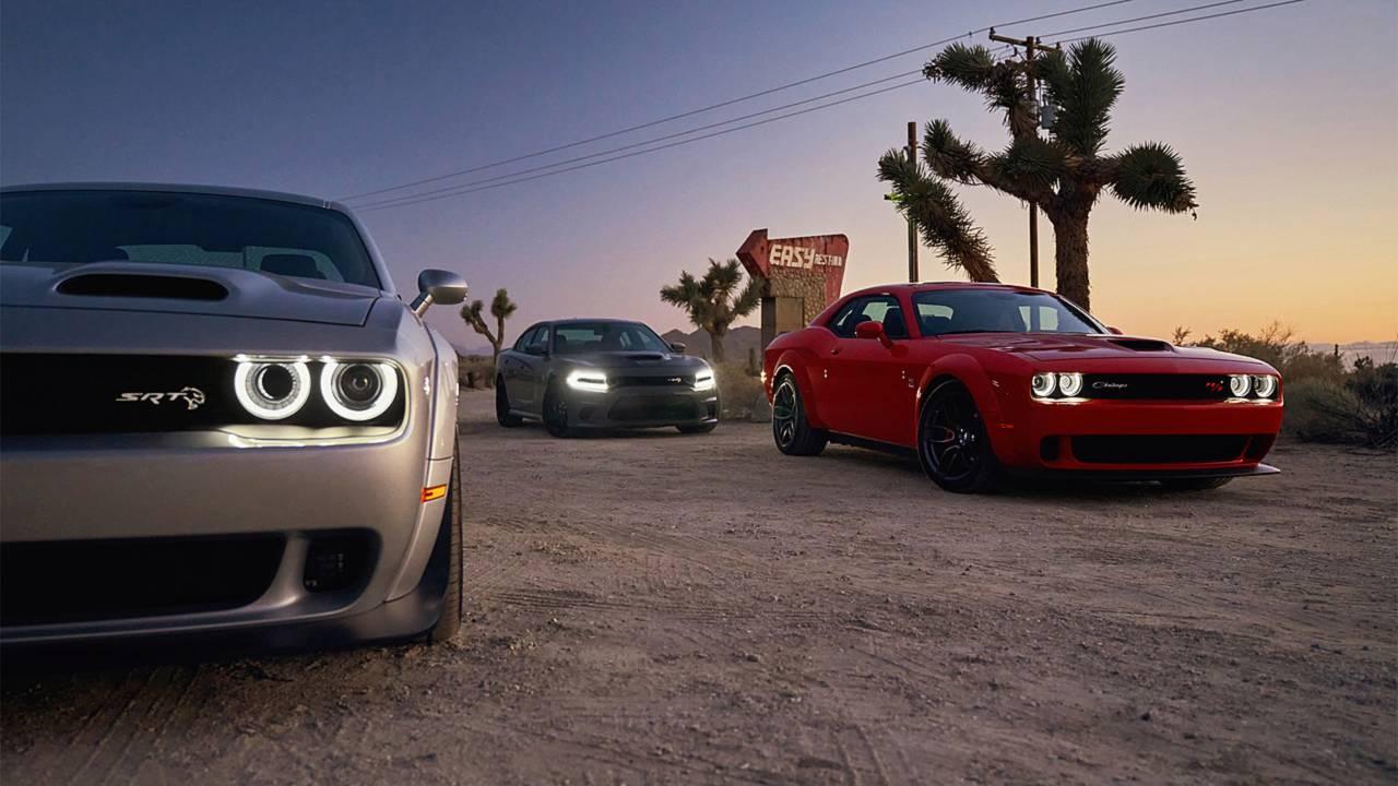2019 Dodge Challenger Priced, SRT Hellcat Redeye Starts At