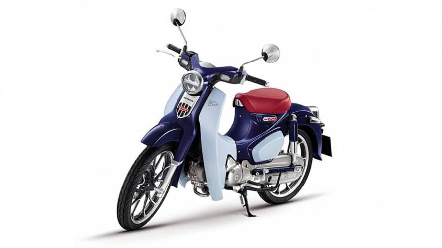 La renovada Honda Super Cub regresa a Europa