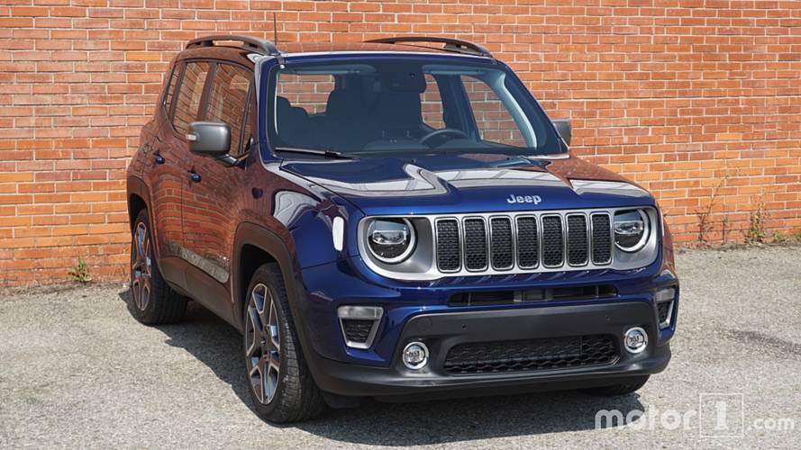 Essai Jeep Renegade restylé - La Jeep des centres-villes