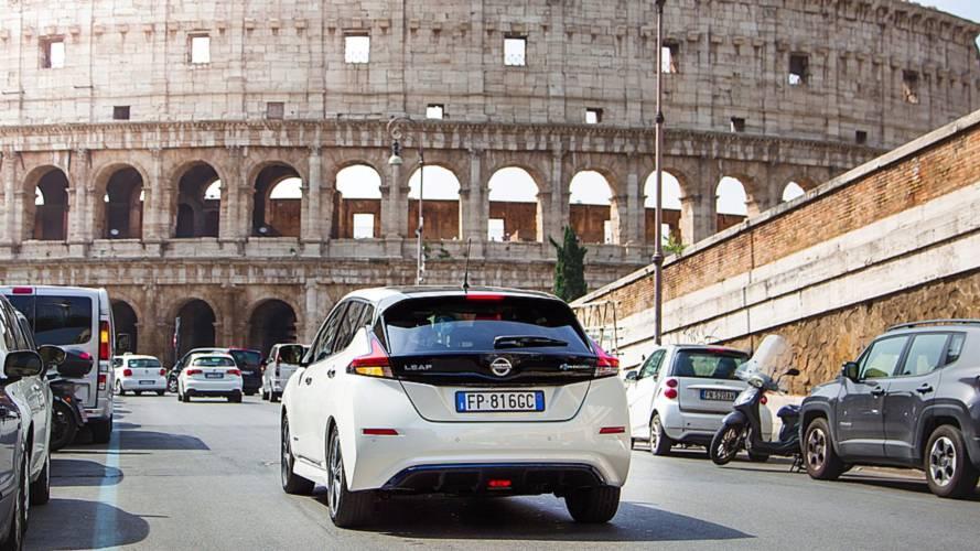 Nissan Intelligent Mobility, la mobilità del futuro con obiettivo sicurezza