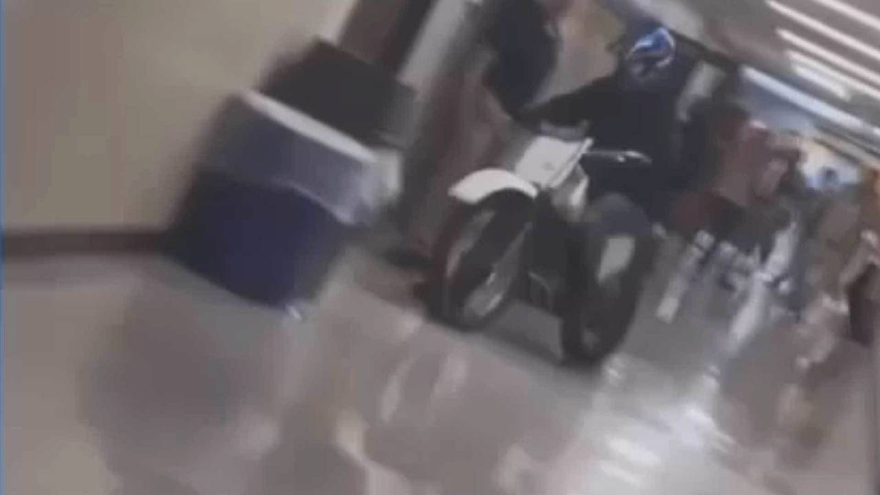Dirt Bike Related Senior Prank Lands Student in Jail