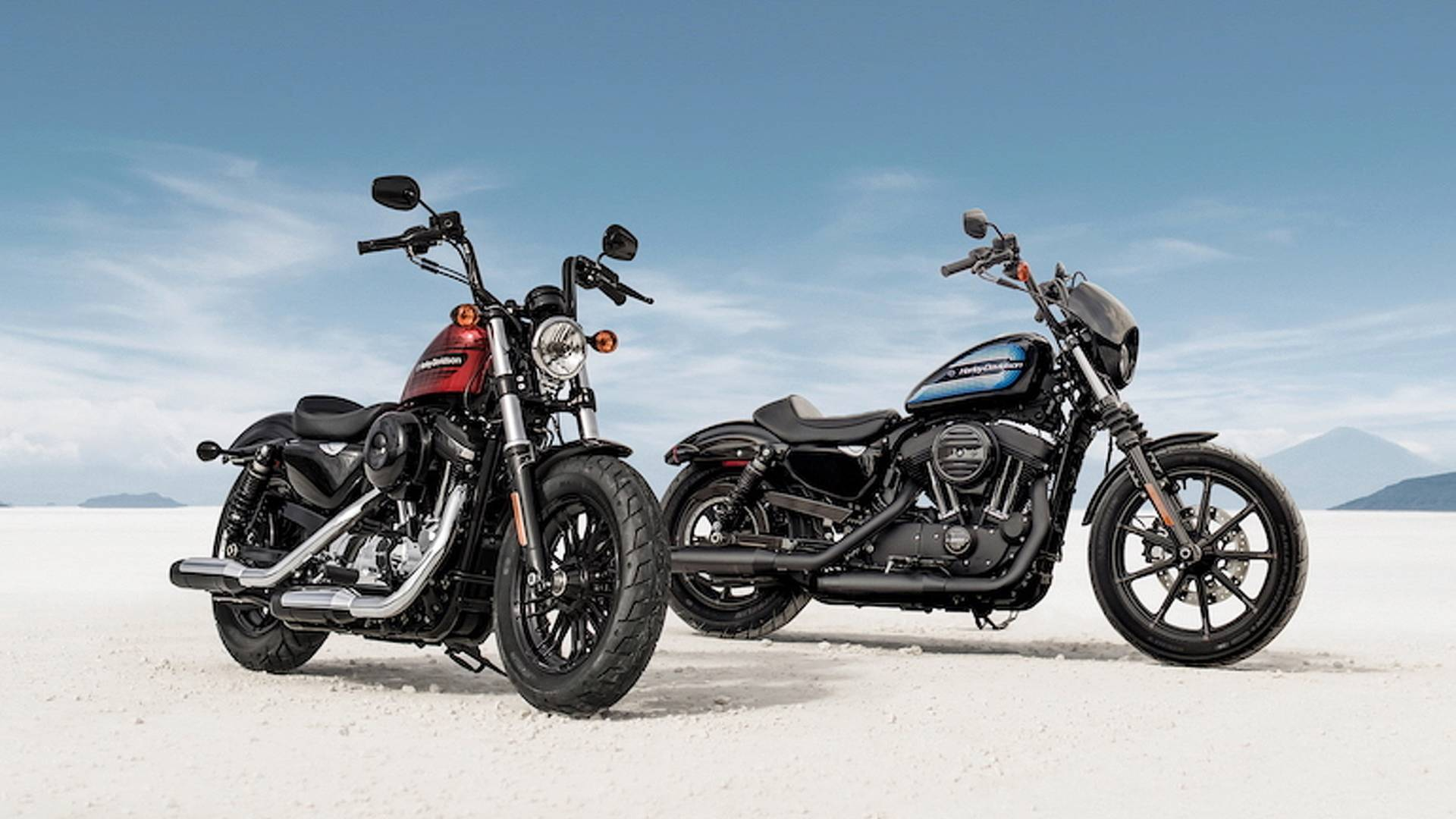 Harley-Davidson Releases Two Fancy New Sportsters
