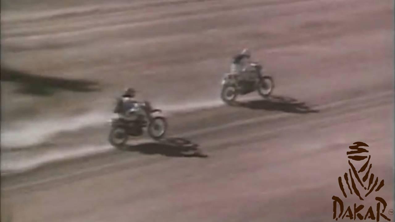 Old School Documentary Tells Paris to Dakar Rally History
