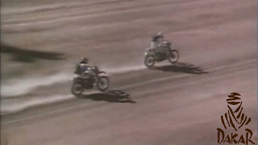 Old School Documentary Tells Paris to Dakar Rally History